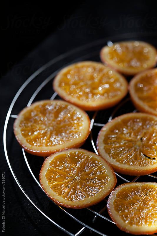 Candied orange by Federica Di Marcello for Stocksy United