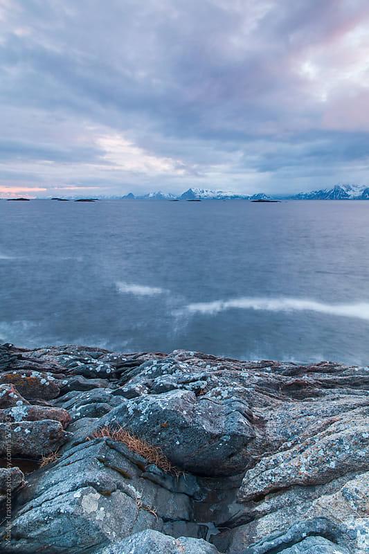 Norwegian coast by Marilar Irastorza for Stocksy United