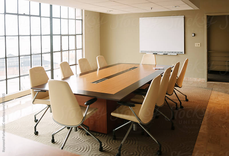 Conference Room by Raymond Forbes LLC for Stocksy United