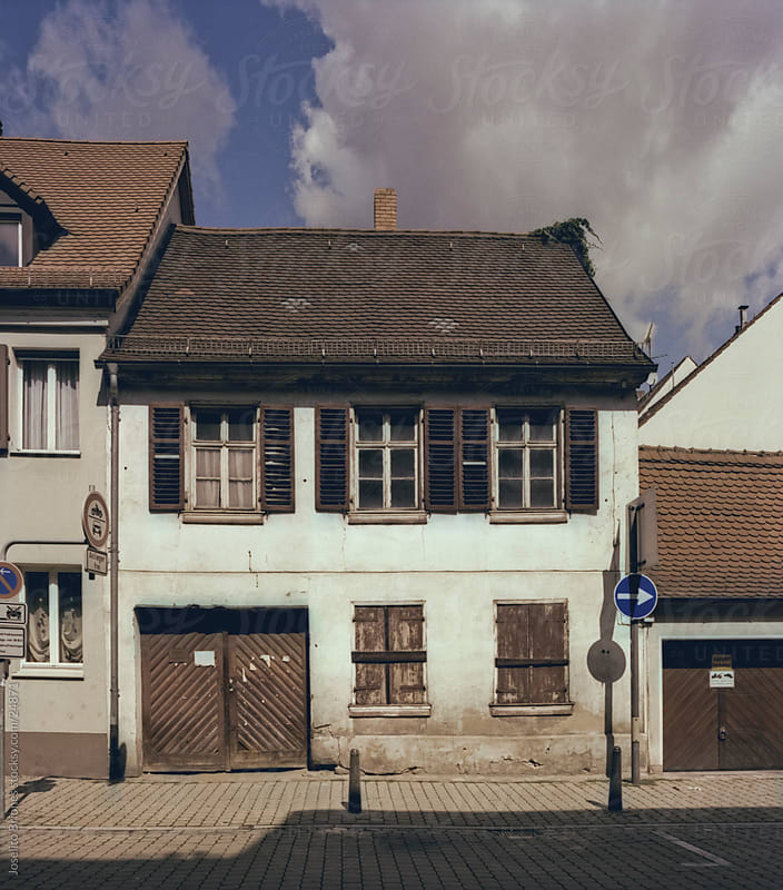 Old Buildings in Germany by Joselito Briones for Stocksy United