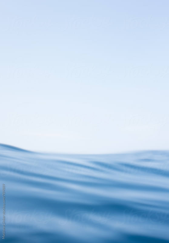 Water in Hawaii  by Matthew Linker for Stocksy United