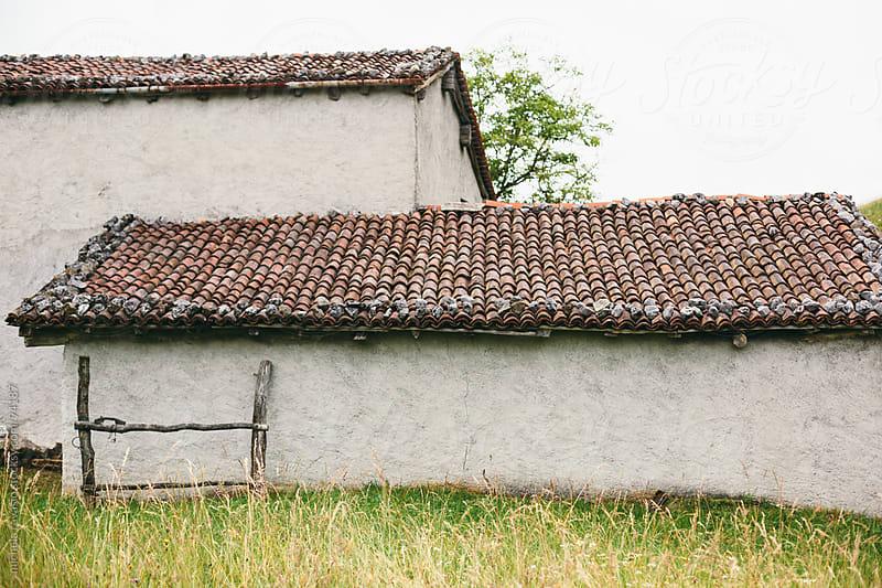 Alpine hut by michela ravasio for Stocksy United