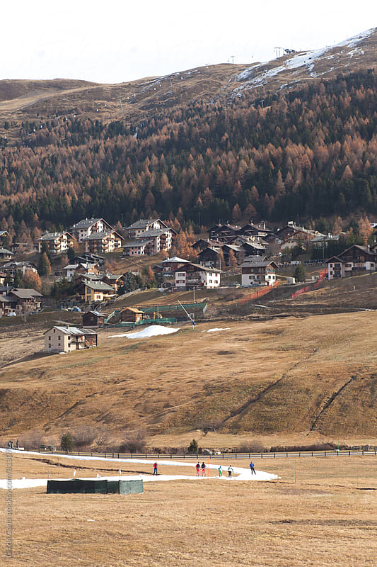 Livigno, Italy by Giada Canu for Stocksy United