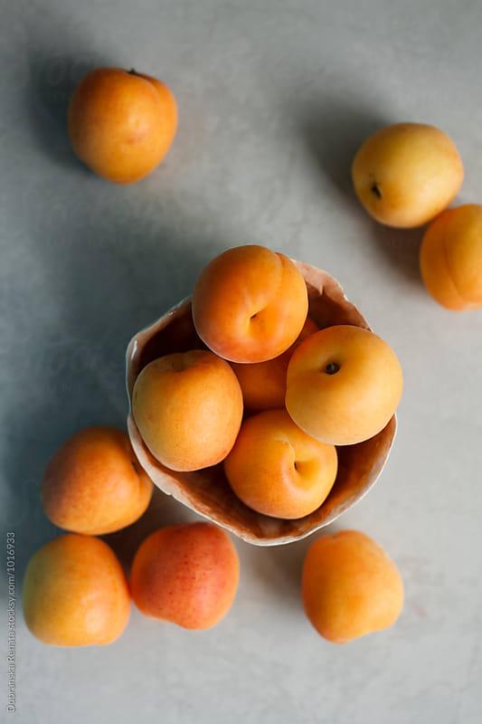 Fresh Apricots by Dobránska Renáta for Stocksy United