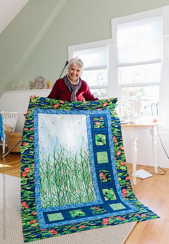 Quilt Love by Raymond Forbes LLC for Stocksy United