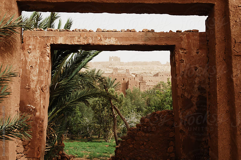 Ait Benhaddou Kasbah by Bisual Studio for Stocksy United
