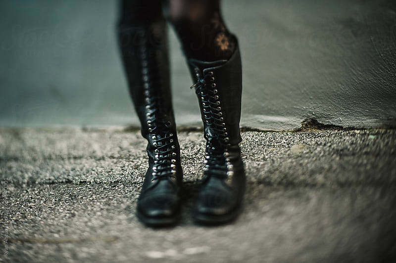 Laced Boots by Ryan Ahern for Stocksy United