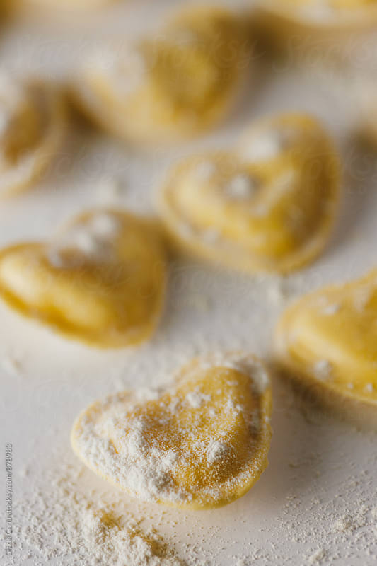 Ravioli by Giada Canu for Stocksy United