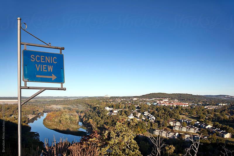 Scenic Overlook in Branson Missouri by Brandon Alms for Stocksy United