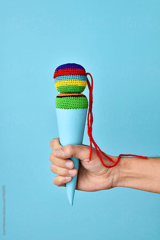 lasting ice cream by Juan Moyano for Stocksy United