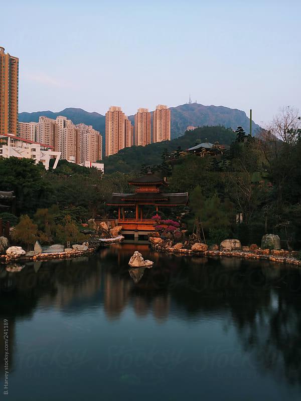 Beautiful Hong Kong by B. Harvey for Stocksy United