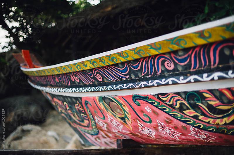 Decorative boat by Lumina for Stocksy United