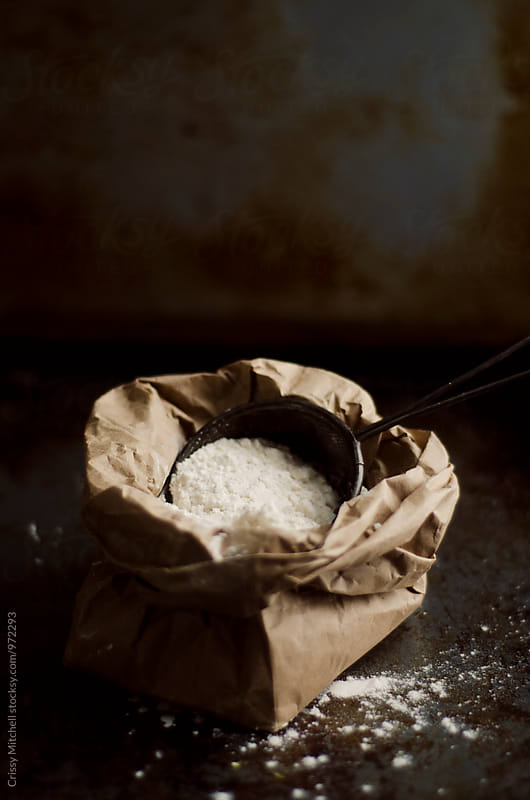 flour by Crissy Mitchell for Stocksy United