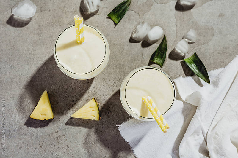 Pina colada by Tatjana Ristanic for Stocksy United