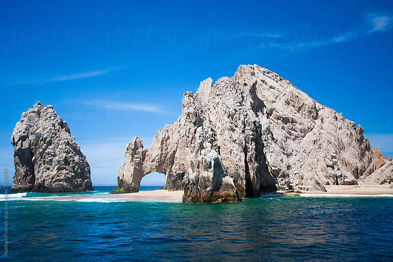 El Arco de Cabo San Lucas by Nathan French for Stocksy United