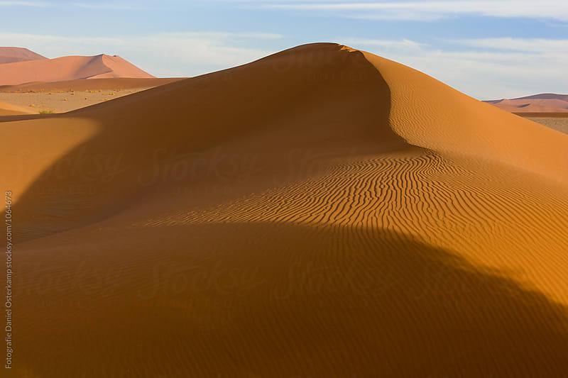 Namib Desert Dunes by Fotografie Daniel Osterkamp for Stocksy United