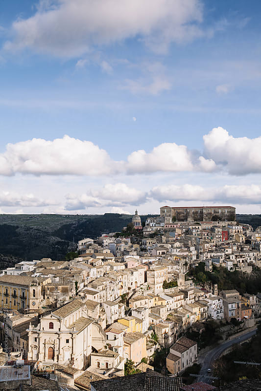Ragusa (Ibla), Sicily, Italy by Alberto Bogo for Stocksy United