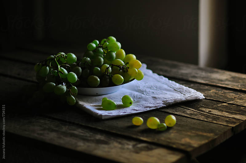 Grapes by Jovana Vukotic for Stocksy United