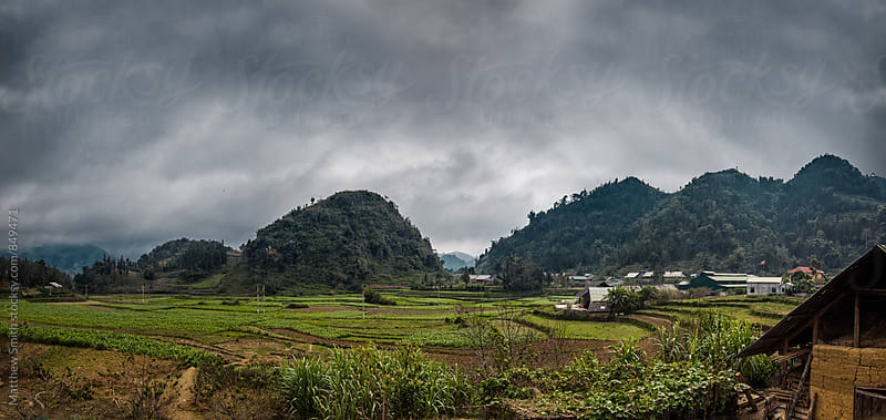 Rural Village In Vietnam by Matthew Smith for Stocksy United