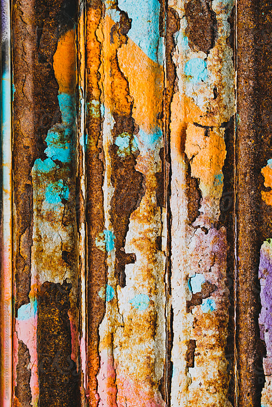 Colors and Rust by Cameron Whitman for Stocksy United