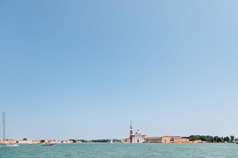 San Giorgio Maggiore by Agencia for Stocksy United