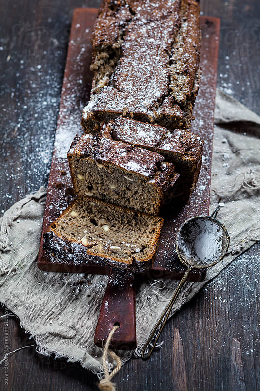 Banana Bread by Susan Brooks-Dammann for Stocksy United
