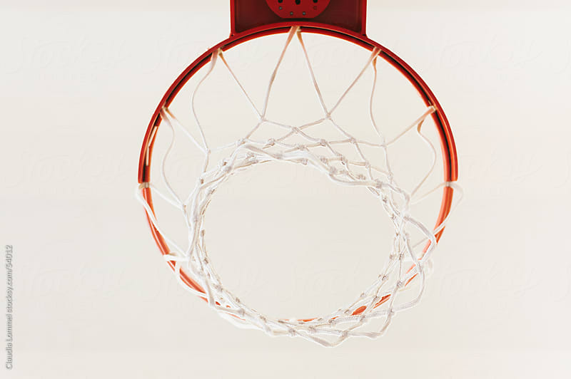 Basketball Hoop by Claudia Lommel for Stocksy United