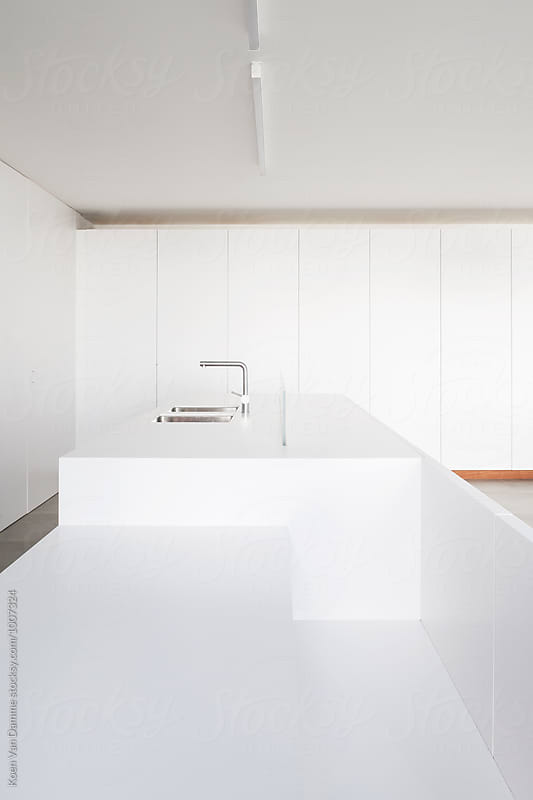 kitchen by Koen Van Damme for Stocksy United