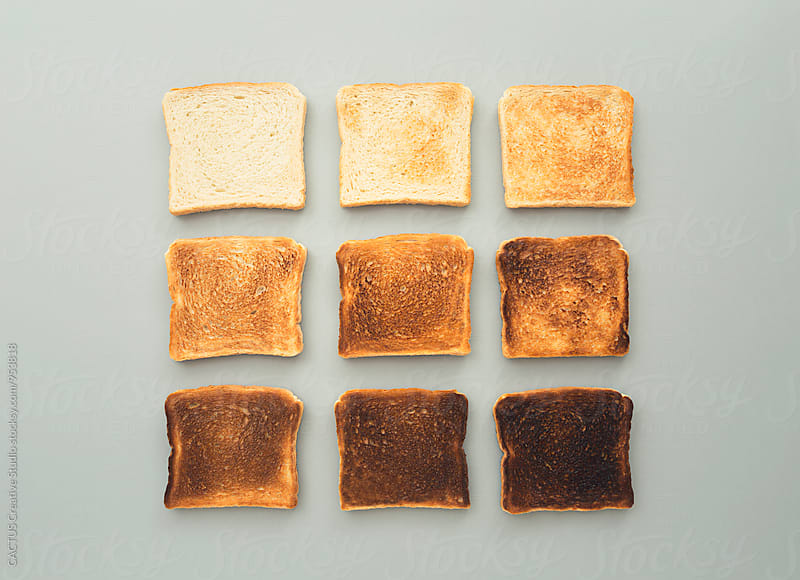 Toast colors by CACTUS Blai Baules for Stocksy United