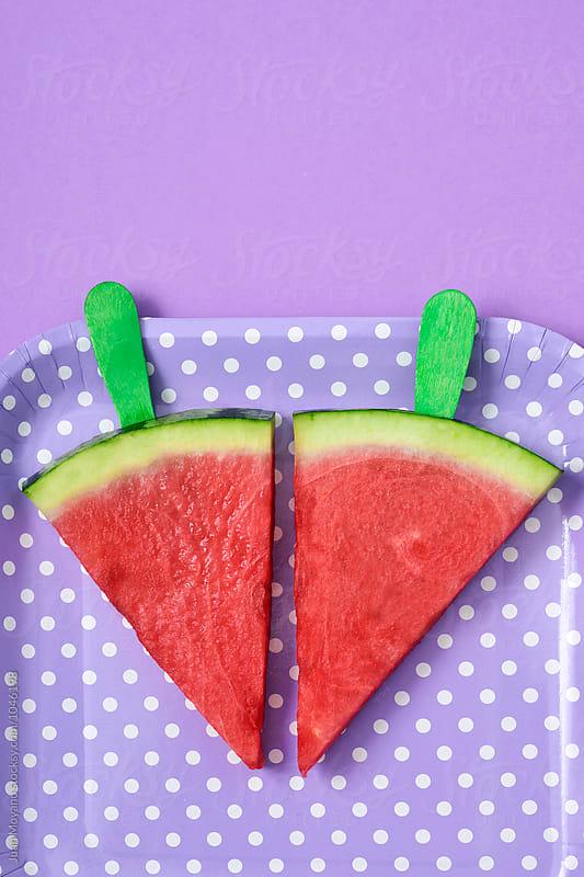 watermelon by Juan Moyano for Stocksy United