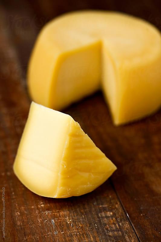 spanish cheese by Juan Moyano for Stocksy United