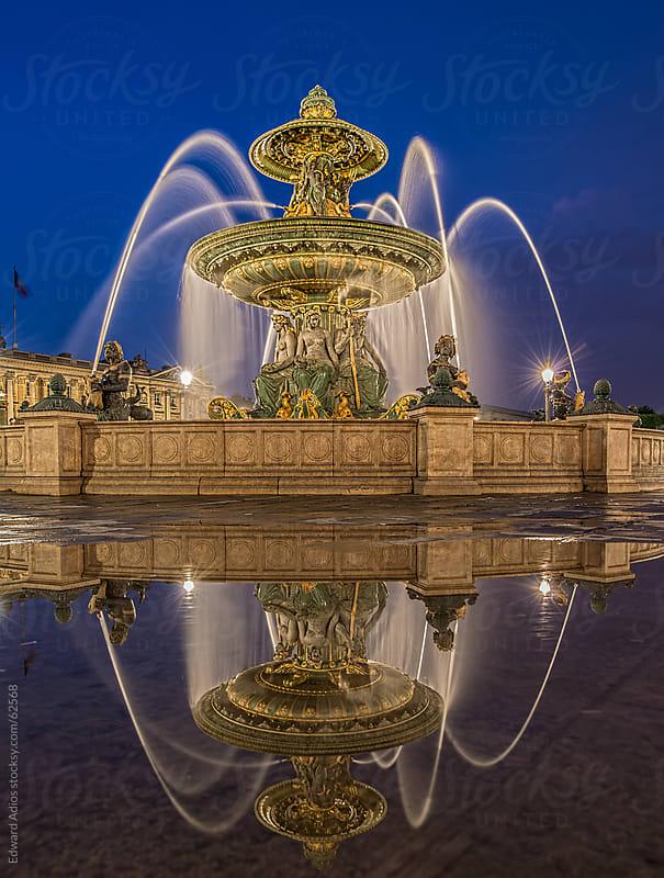 Fountain by Edward Adios for Stocksy United