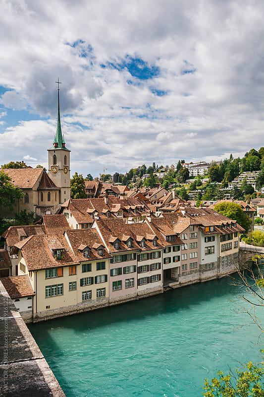 Bern, Switzerland by VICTOR TORRES for Stocksy United
