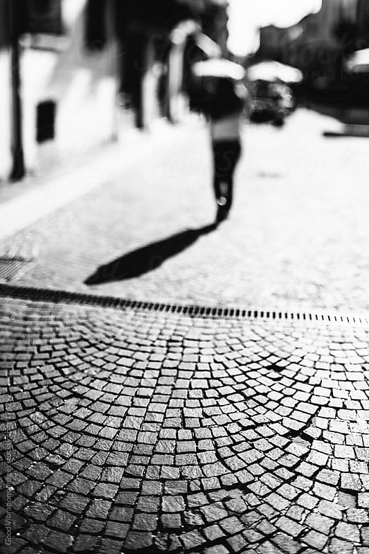 Cobblestones by Good Vibrations Images for Stocksy United