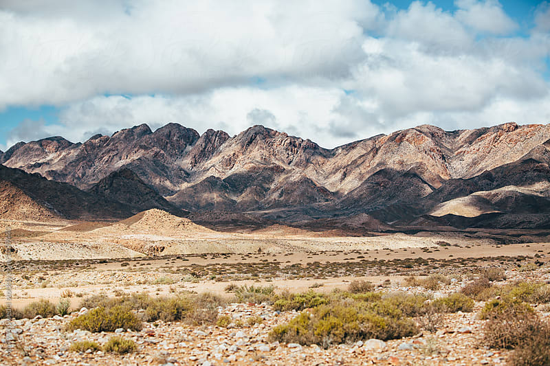 Rugged Mountain Landscape by Micky Wiswedel for Stocksy United