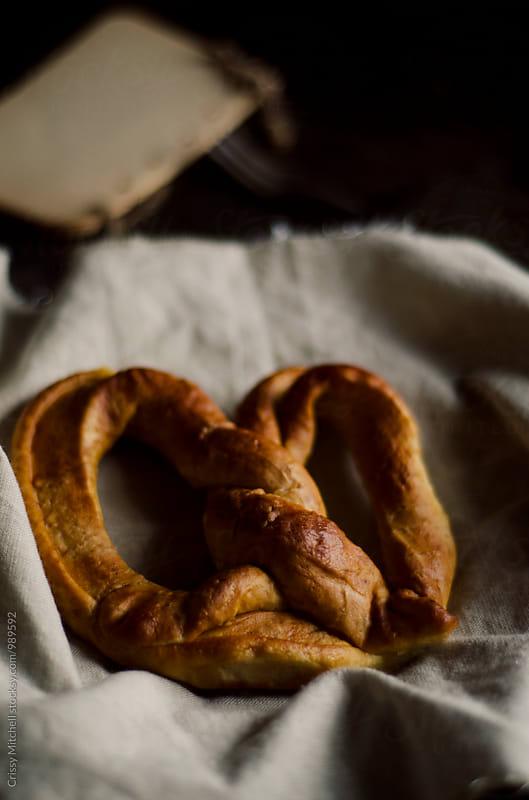 pretzel by Crissy Mitchell for Stocksy United