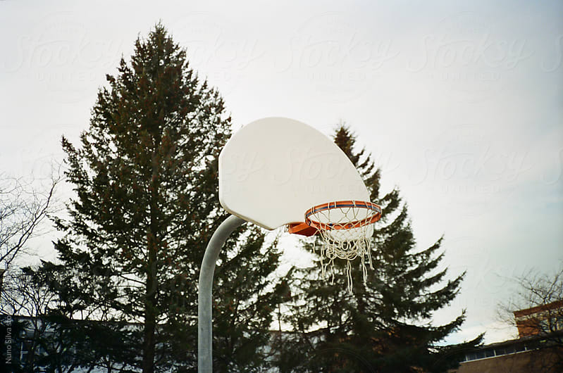 Hoop Dreams by Nuno Silva for Stocksy United