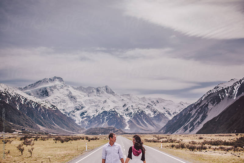 Around New Zealand by Peter Meciar for Stocksy United