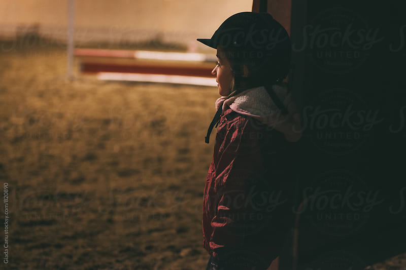 Little Jockey by Giada Canu for Stocksy United