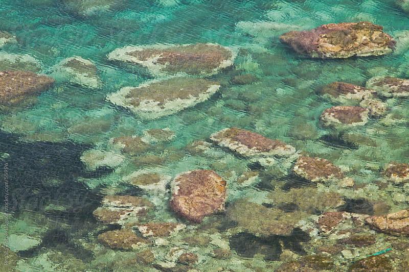 The sea view in Taormina by Török-Bognár Renáta for Stocksy United