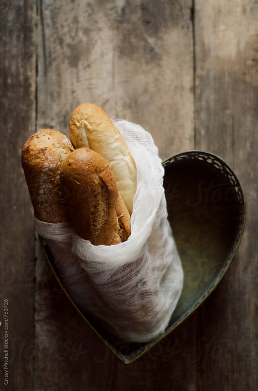 bread by Crissy Mitchell for Stocksy United