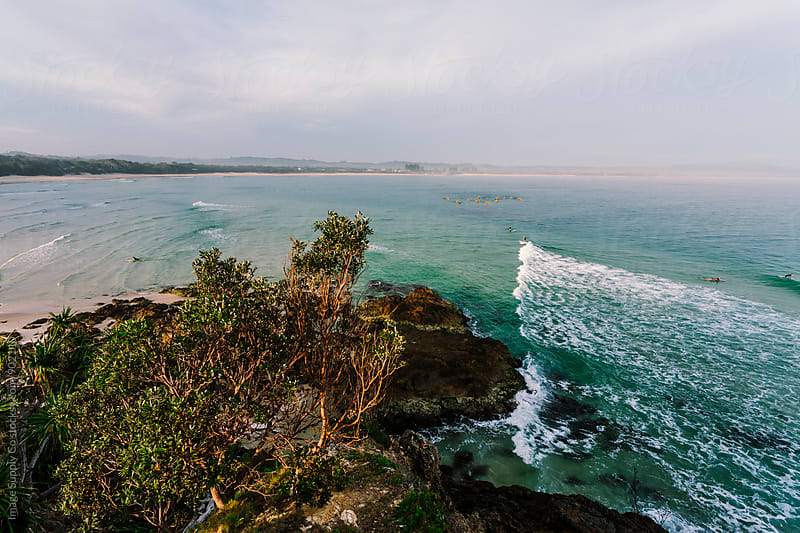 The Pass, Byron Bay by Image Supply Co for Stocksy United