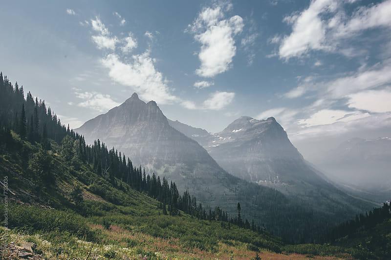 Glacier National Park by Dylan Furst for Stocksy United
