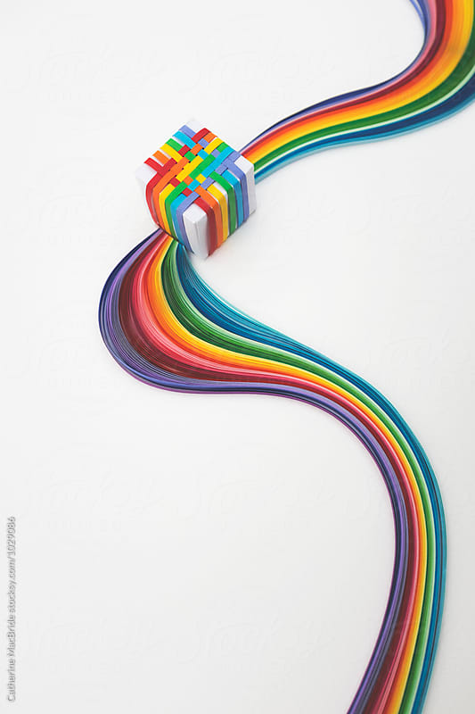 Rainbow... by Catherine MacBride for Stocksy United