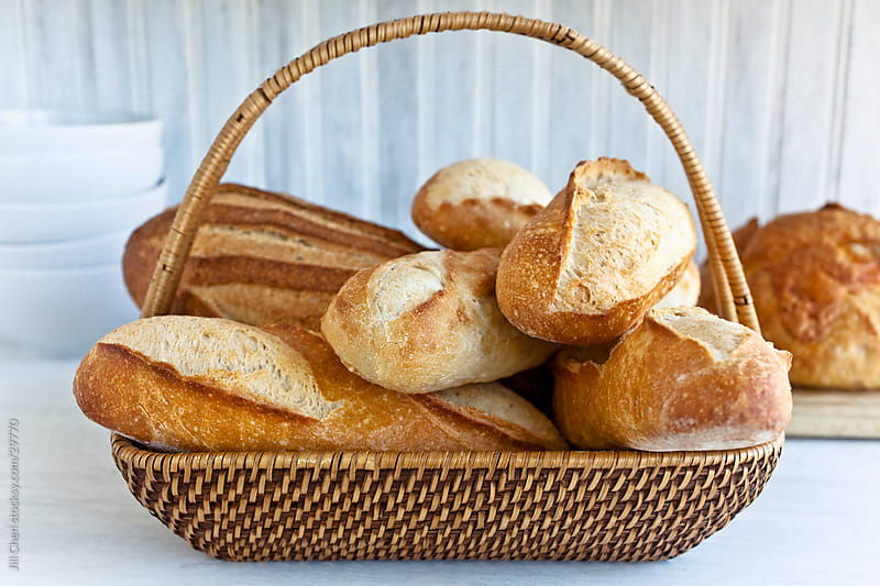 Fresh Bread by Jill Chen for Stocksy United