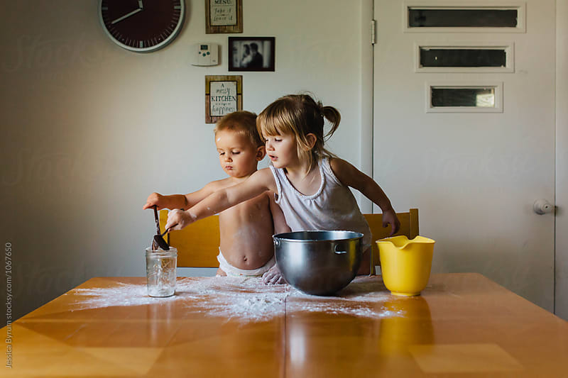 Flour Power by Jessica Byrum for Stocksy United