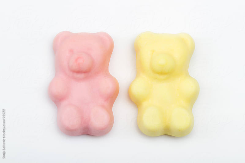 candy bears by Sonja Lekovic for Stocksy United