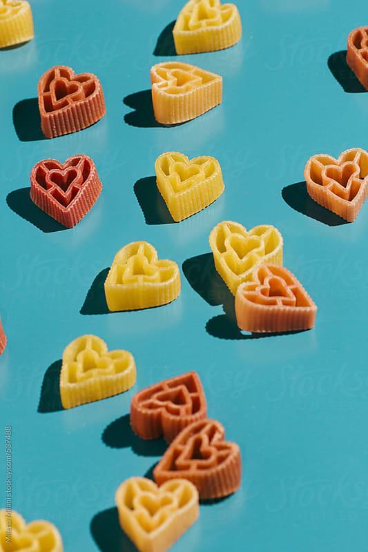 Pasta pattern by Milena Milani for Stocksy United