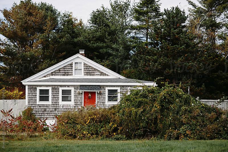 Coastal Cottage by Brad and Jen Butcher for Stocksy United