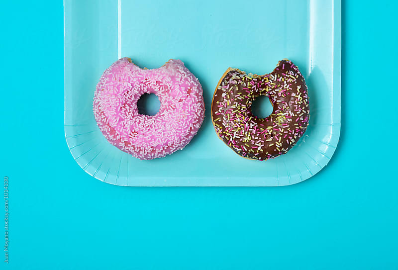 donuts by juan moyano for Stocksy United
